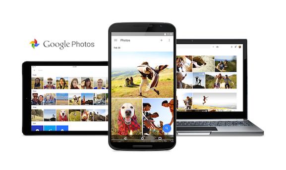 Google Photos לאייפון