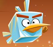 Ice Bird - הציפור החדשה ב-Angry Birds