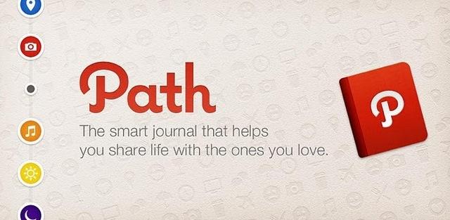 Path - רשת חברתית