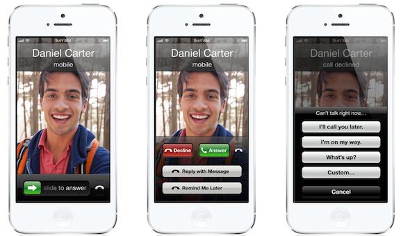 Phone - iOS 6
