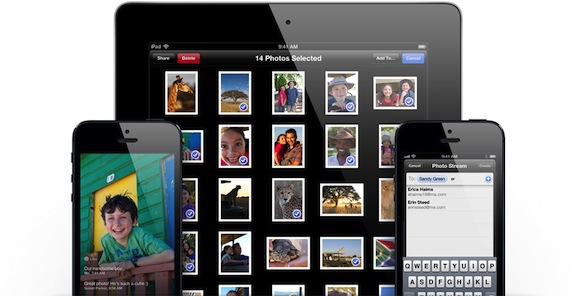 Photo Stream - iOS 6