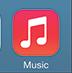 אפליקציית המוזיקה באייפון