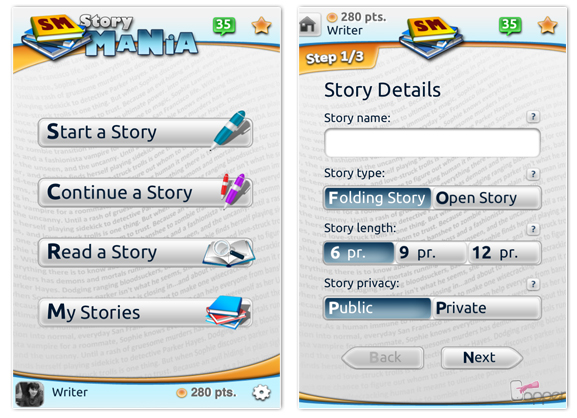 StoryMania