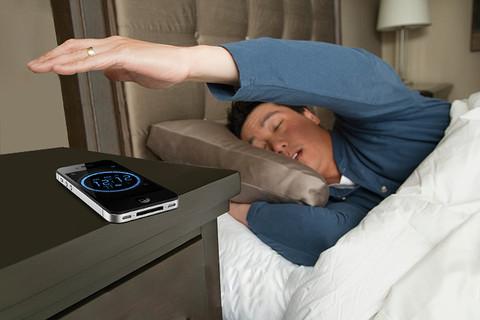 Wave Alarm - להשתיק את השעון מעורר בהנפת יד
