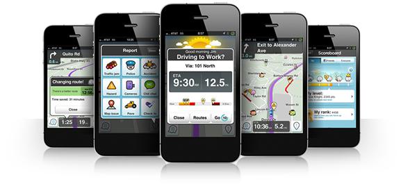 הגרסה השלישית של Waze