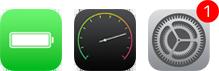 ביצועי מערכת iOS 9