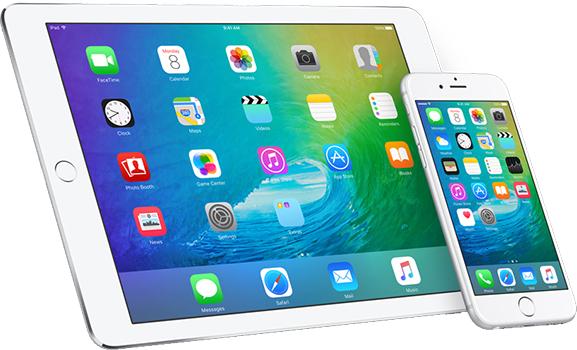 בטא iOS 9