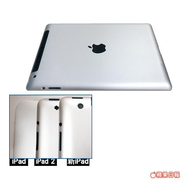 אייפד 3 - עם מצלמה 8 מגה פיקסל?