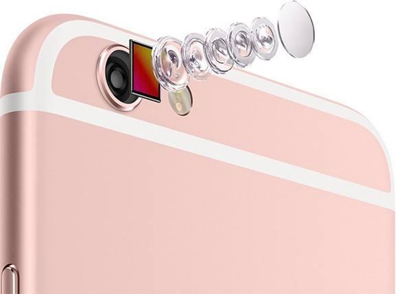 מצלמה - אייפון 6S