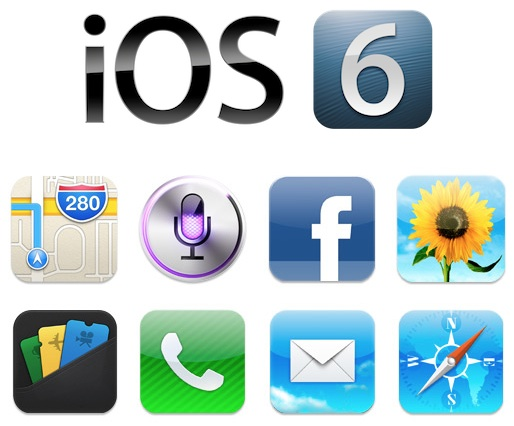 iOS 6 - איך לשדרג