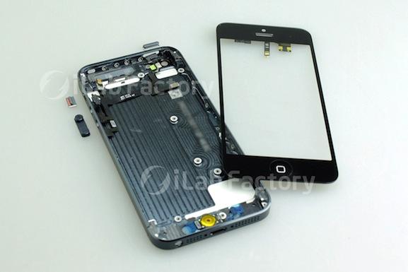 האם זהו הפאנל של מכשיר האייפון החדש?