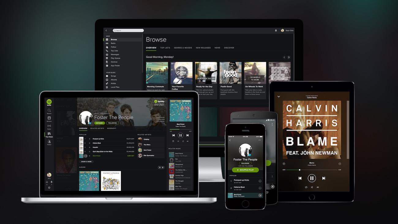 Spotify להורדה