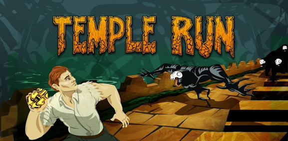 Temple Run לאנדרואיד