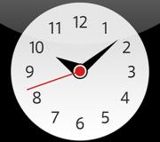 שעון מעורר באייפון